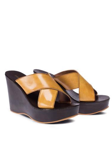 Deery Sandalet Renkli